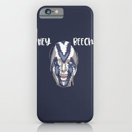 Hey Beech iPhone Case