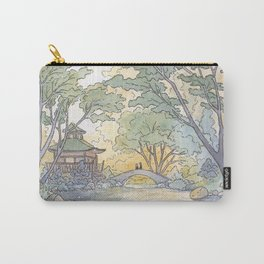 Dream - Watercolor Painting Carry-All Pouch