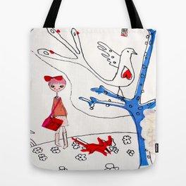 happy 2 Tote Bag