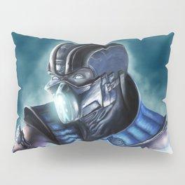 Caricature of Sub Zero Pillow Sham