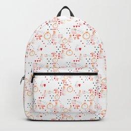 Alice in Wonderland - White Dream Backpack