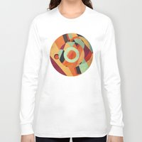 circus Long Sleeve T-shirts featuring Circus by VessDSign