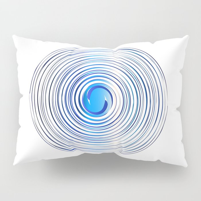 Eye Of The Storm Pillow Sham