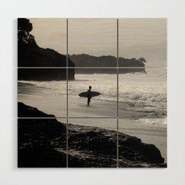 Secret Surf Spot Wood Wall Art
