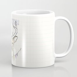 oh, deer! i love you! Coffee Mug