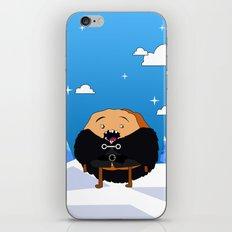 Cinnamon's Watch iPhone & iPod Skin
