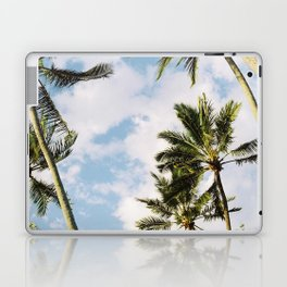Palm tree in Cairns Laptop & iPad Skin