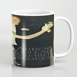 Vintage poster - Arrow Collar Coffee Mug
