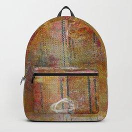 pattern   the eye Backpack