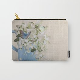 Wisteria Blues Carry-All Pouch