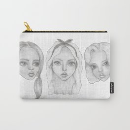 Lolita, Alice & Daisy Carry-All Pouch