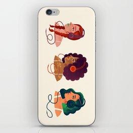 All Unplugged iPhone Skin