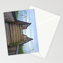 Keep Off Dunes Stationery Cards
