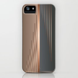 Bass gets you in the groin iPhone Case