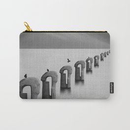 fog and sea Carry-All Pouch