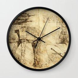 Codex: AT-AT Wall Clock