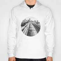 nashville Hoodies featuring Road to Nashville by GF Fine Art Photography