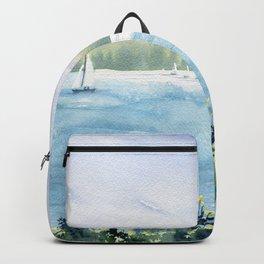 Cayuga Lake Regatta Backpack