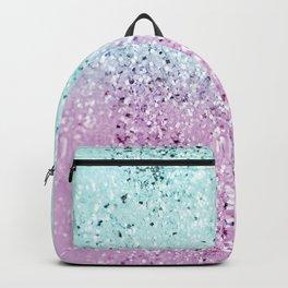 Mermaid Lady Glitter #2 #decor #art #society6 Backpack