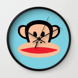 Julius Monkey by Paul Frank Wall Clock