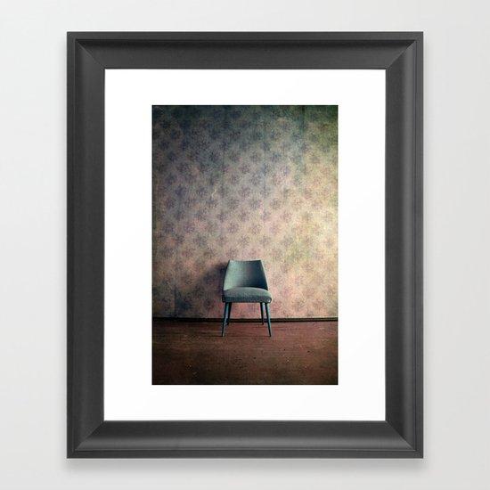 chaise II Framed Art Print