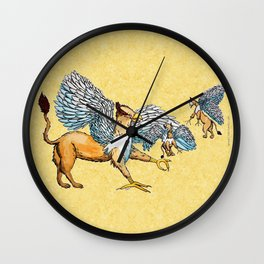 Griffins Family  Wall Clock