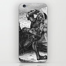 Military and Religious Life in the Middle Ages and at the Period of the Renaissance iPhone & iPod Skin