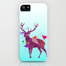 Deer Slim Case iPhone (5, 5s)