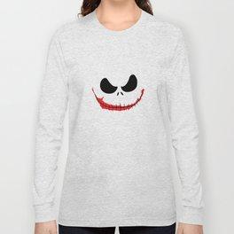 Joke Skellington Long Sleeve T-shirt
