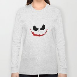 Joke Skellington Long Sleeve T-shirt