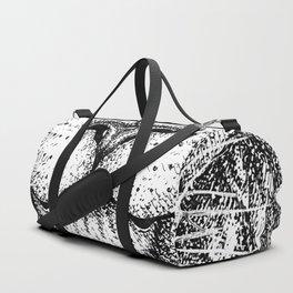 Lion Dots Duffle Bag