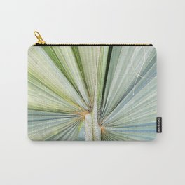 Fanned Palms Carry-All Pouch