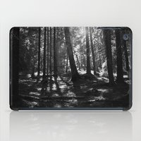 the shining iPad Cases featuring Shining Through by Nicklas Gustafsson