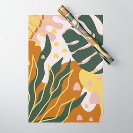Floral Magic Wrapping Paper