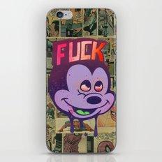 Mick F!ck iPhone Skin