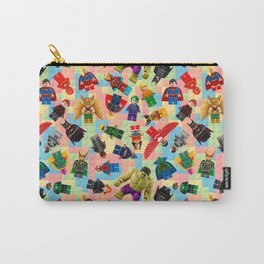 Heroes and Villains Carry-All Pouch
