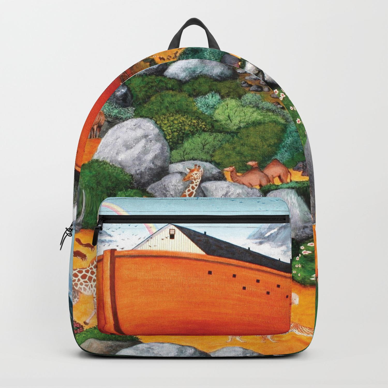 Kindergarten Backpack Noah/'s Ark