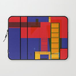 Abstract Architecture Laptop Sleeve