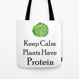 Vegetarian Funny Gift Tote Bag