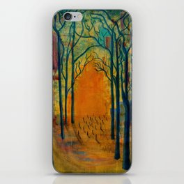 Light in the Wilderness  iPhone Skin