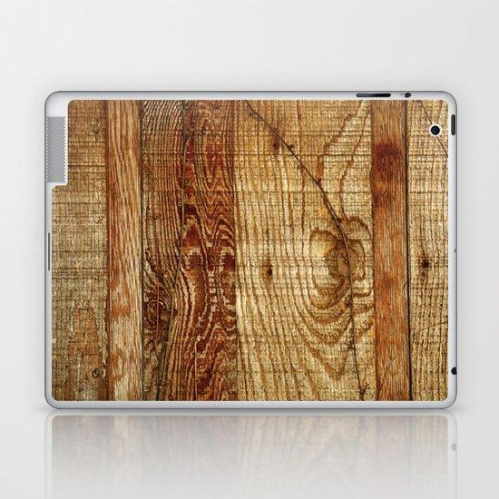 Wood Photography Laptop & iPad Skin