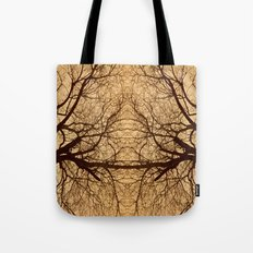 Branches x2 Tote Bag