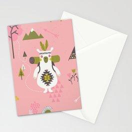 Camp Wichita Girls Stationery Cards
