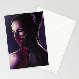 Mileena Stationery Cards