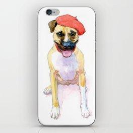 Peyton iPhone Skin