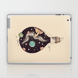 Interstellar Journey Laptop & iPad Skin