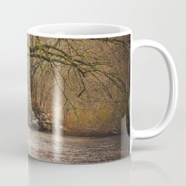 Across the River Coffee Mug