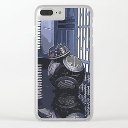 BB-9 Clear iPhone Case
