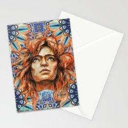 Intelligence, freedom and individuality Stationery Cards