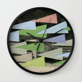 The Arrows Army Wall Clock